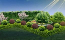 园林绿化的原则及作用