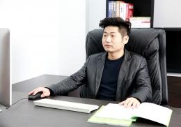 2019年5月公司法人,总经理张棋